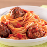 Big Lebowski Spaghetti Meatballs Recipe